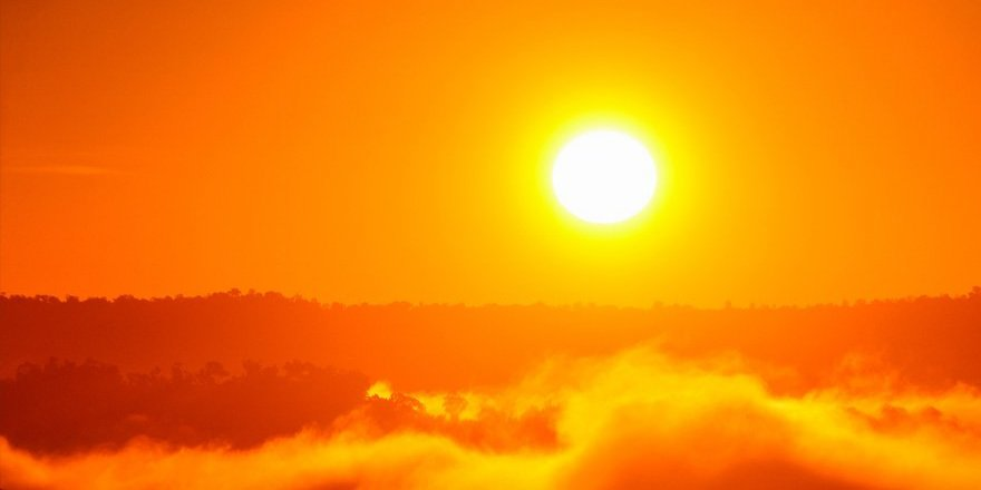 Meteoroloji uyardı: Sıcaklara dikkat!