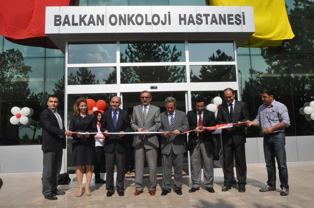 Edirne'de Onkoloji Hastanesi açıldı!