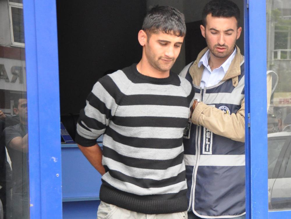 Hırsızlık için İstanbul'dan geldi!