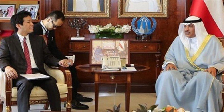 Japonya'dan 'Katar' çağrısı