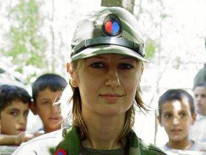 Kadın askerlere müjde!