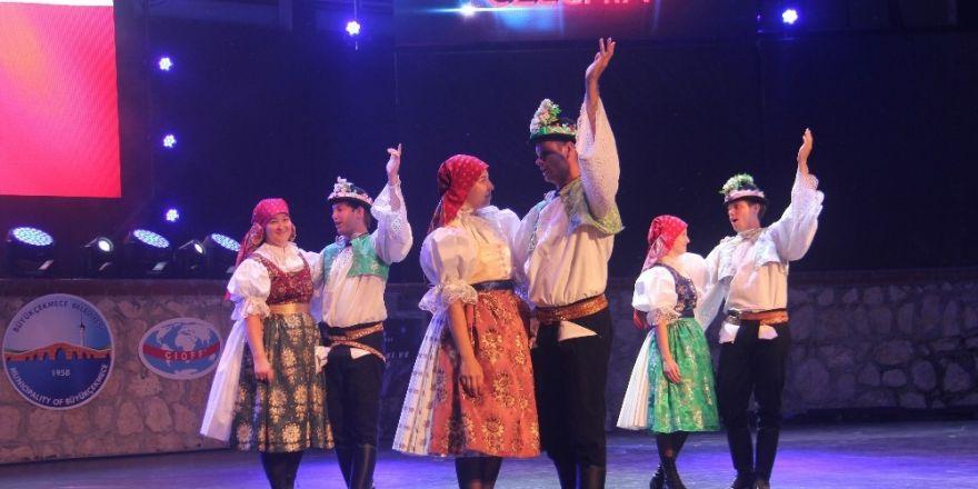 Uluslararası Büyükçekmece Kültür Ve Sanat Festivali'nde Görkemli Final