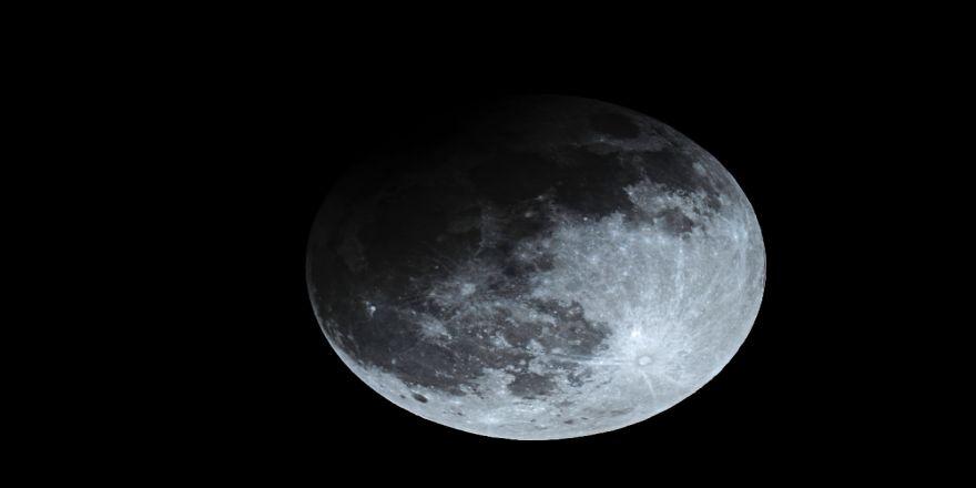 Parçalı Ay Tutulması Bu Akşam