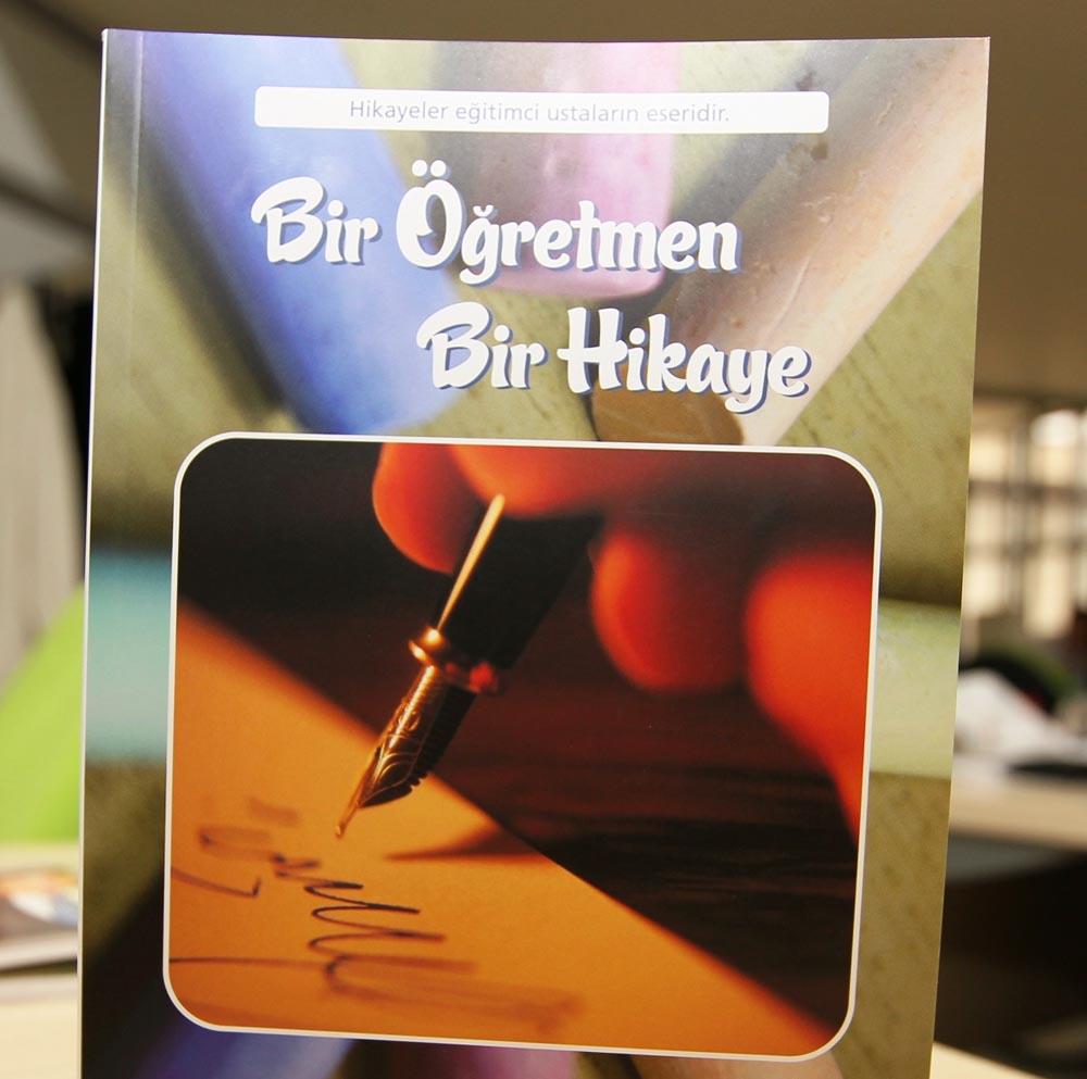 '1 Öğretmen 1 Hikaye' kitaplaştı!