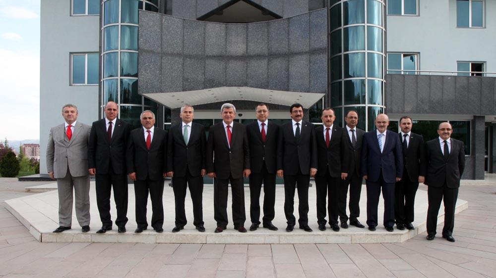 TDBB'den Türk-Kazak dostluğuna katkı!