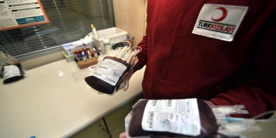 'Kan stokları kritik seviyelerde'