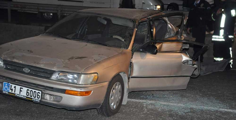 Körfez'de kaza: 4 yaralı!