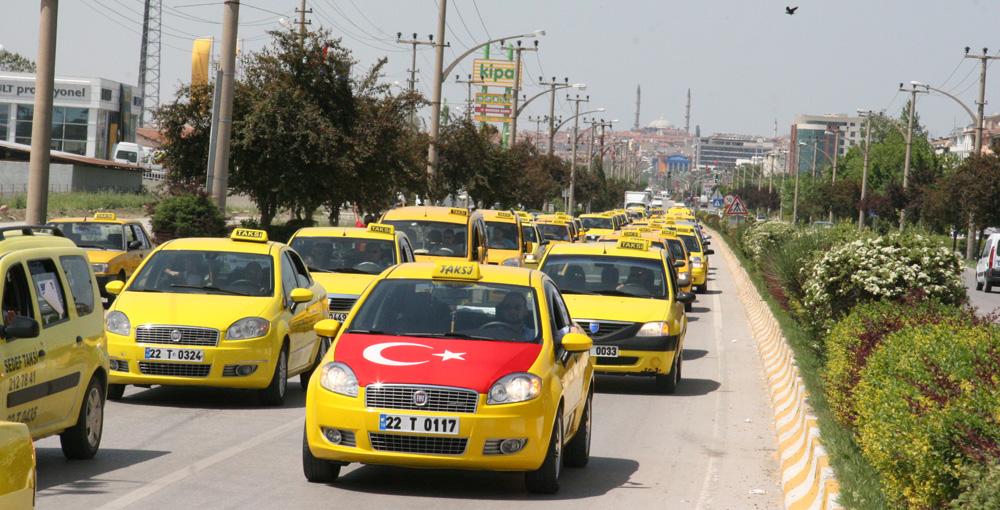 Edirne'de korsana sarı öfke!