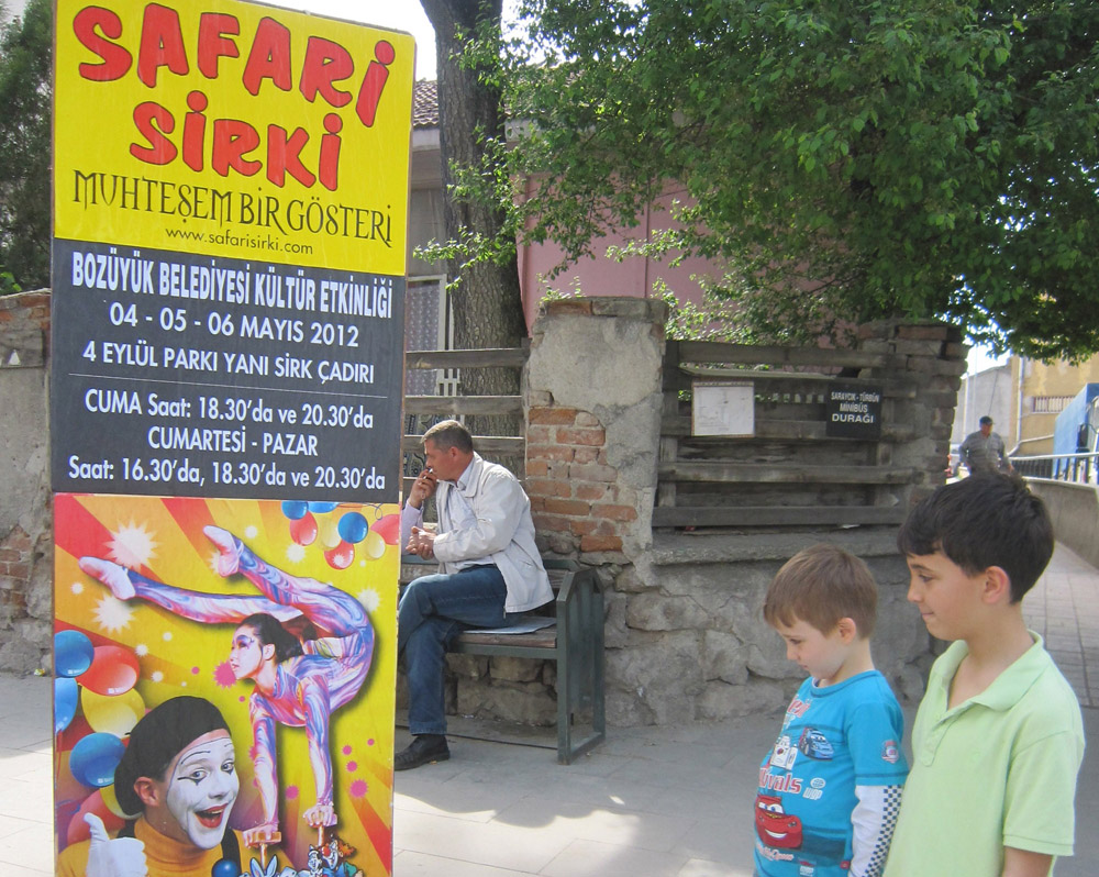 Şehit ailelerine ve engellilere ücretsiz sirk!