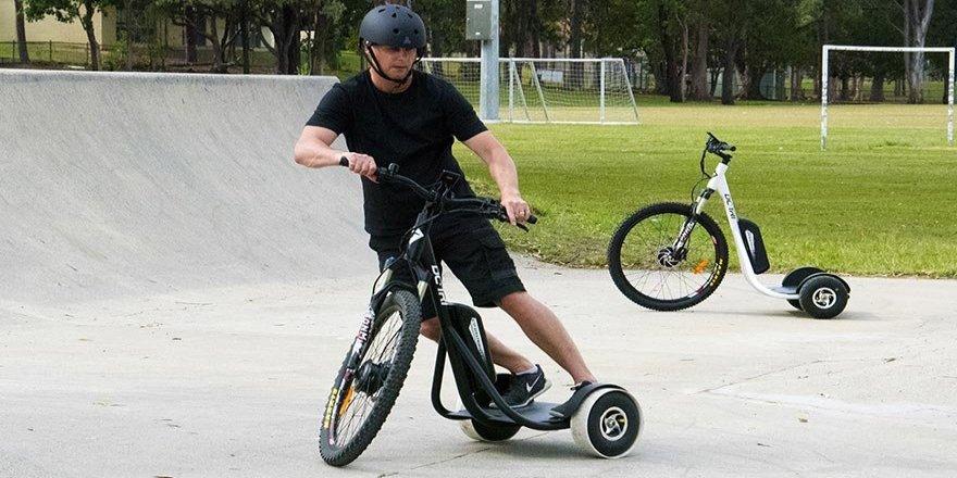 Yeni dizayn elektrikli bisiklet