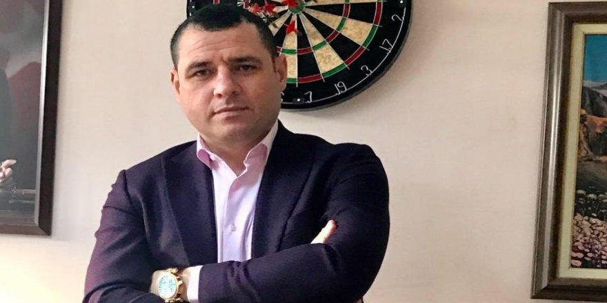 MHP'li Nusret Acur istifa etti