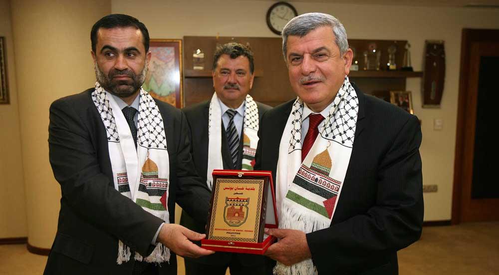 Filistinli belediyelere eğitim verilecek!