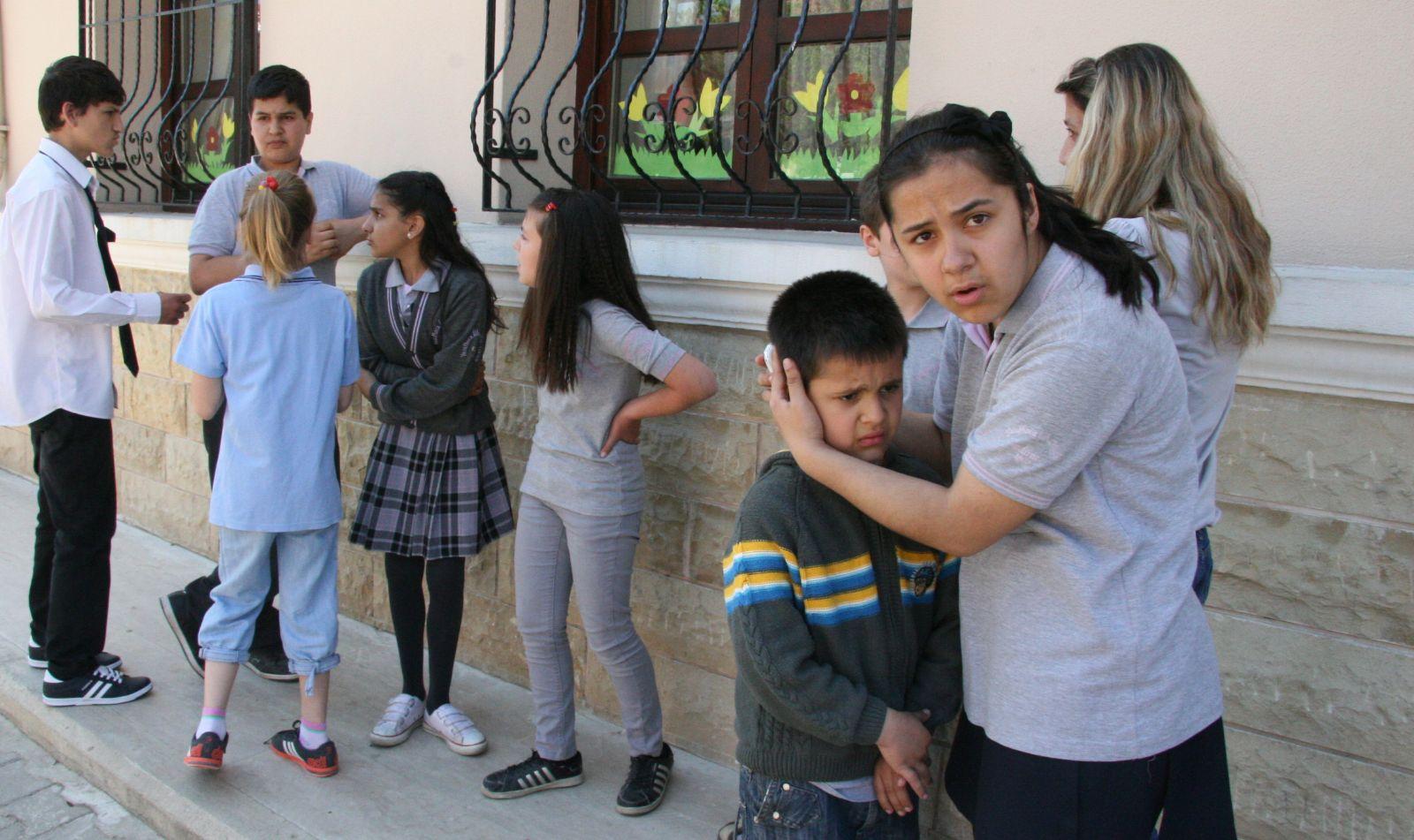 Edirne'de 30 öğrenci sütten zehirlendi!