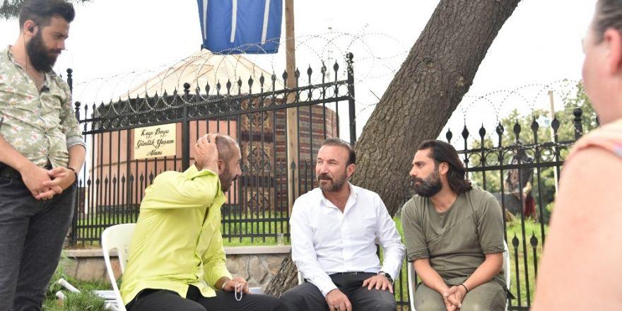Tarih Koridoru, İzmit'in Yeni Film Platosu Oldu