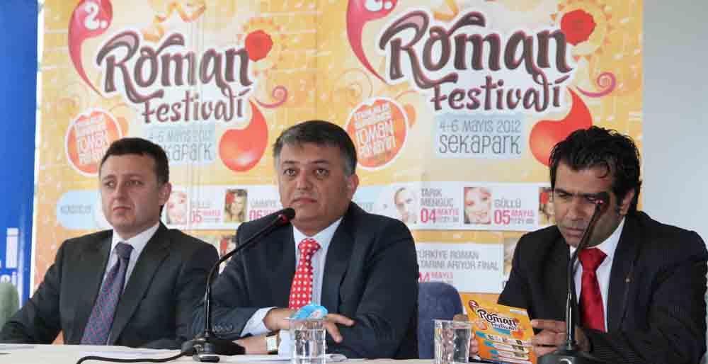 Roman Festivali başlıyor!