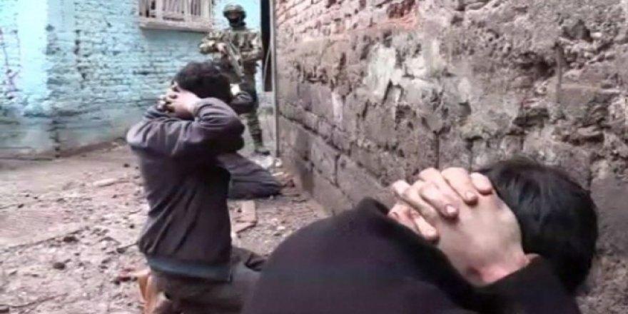 Mardin'de bir terörist teslim oldu!