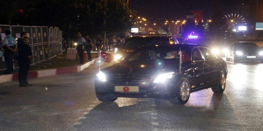 Erdoğan Milli Tekvandocu Nur Tatar'ın Düğününe Katıldı