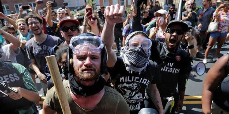 Çatışmalar durulmayınca, ABD'de OHAL ilan edildi