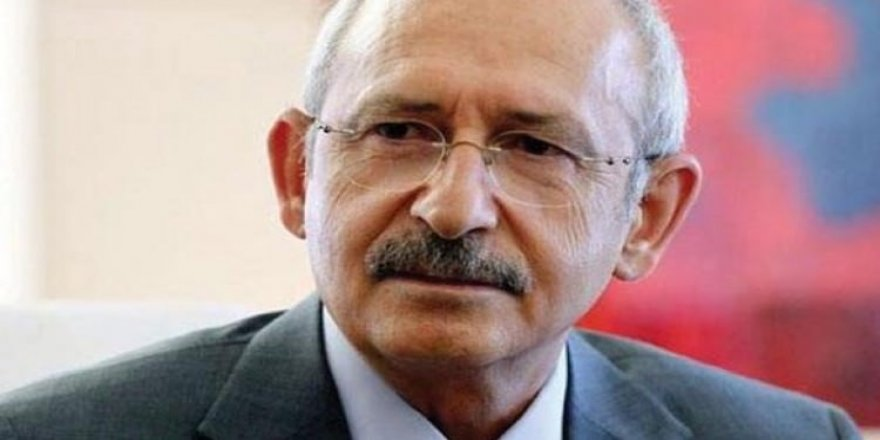 Kılıçdaroğlu'ndan 2019 talimatı
