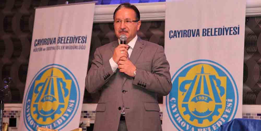 Çayırova Söyleşilerinin Konuğu Mustafa Karataş!