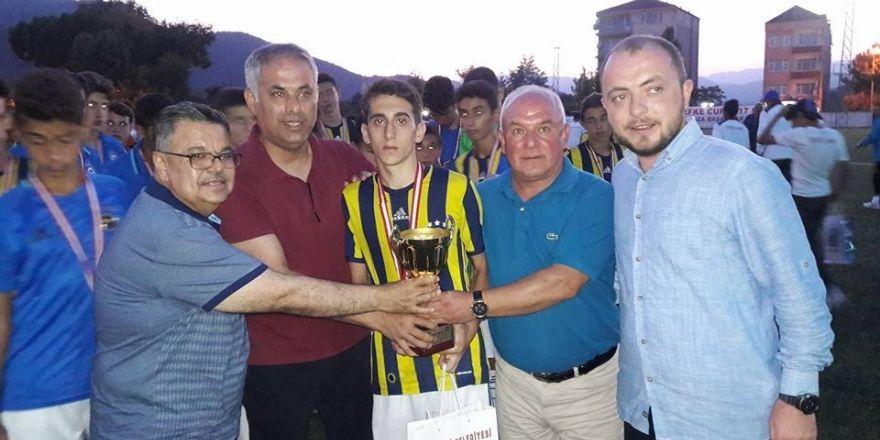 Tff Lefke Cup U15 Futbol Turnuvasının Kupa Töreni Yapıldı