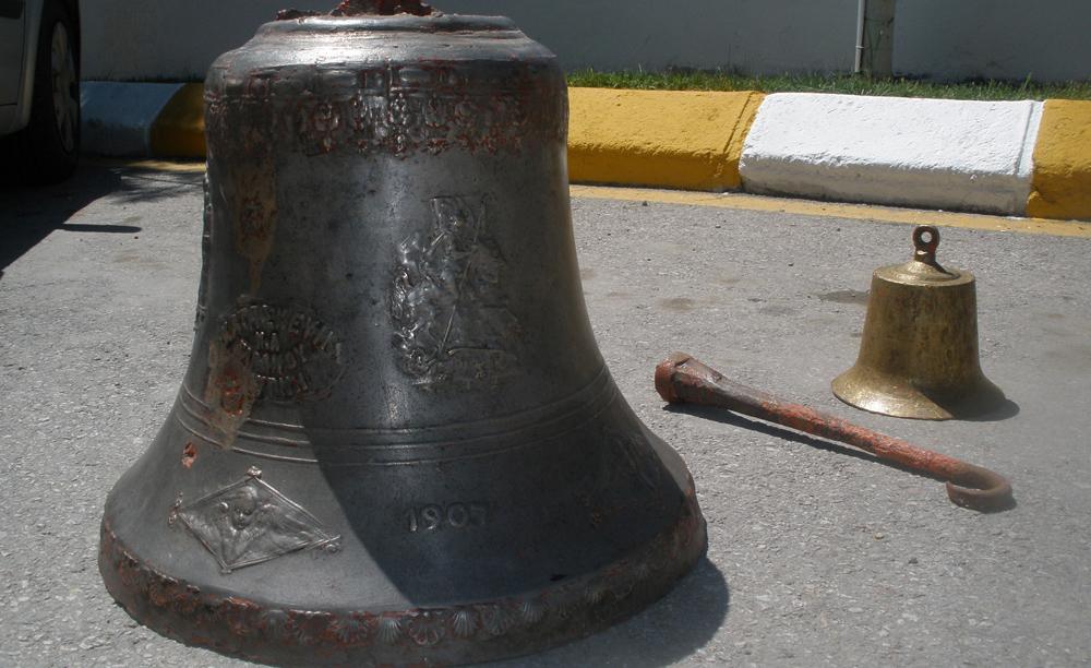 Keşan'da tarihi kilise çanı ele geçirildi!