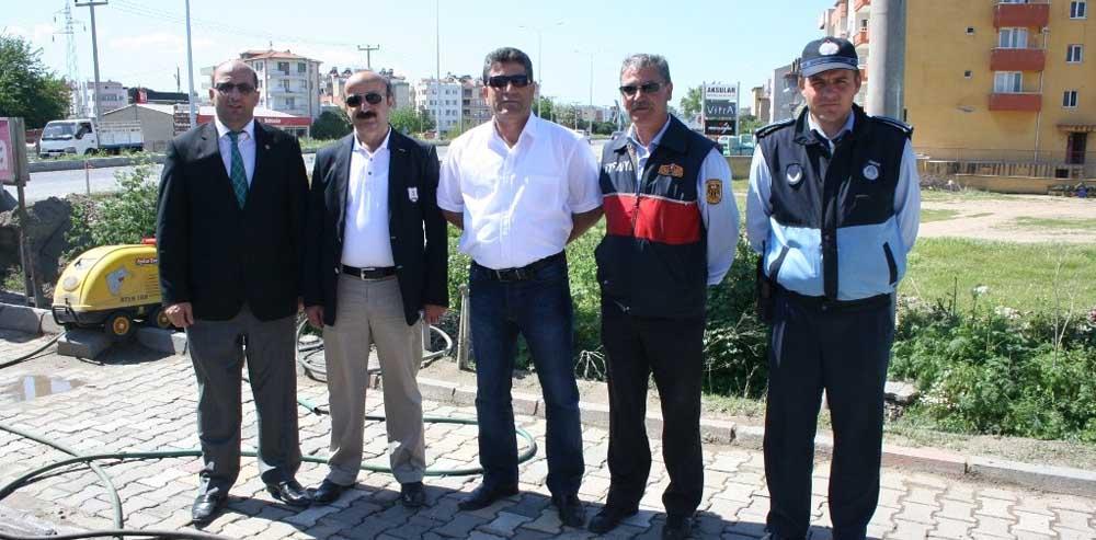 Burhaniye'de Sendikalar 1 Mayıs için toplandı!