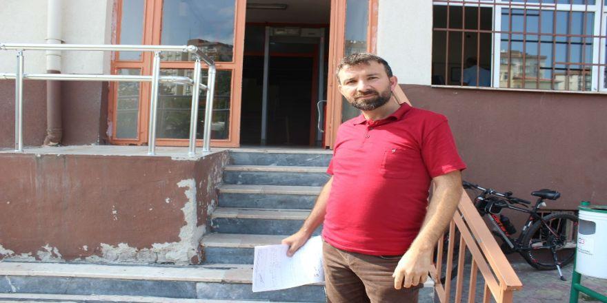 Chp'li Başkan Yardımcısının, Kulüp Başkanını Darp Ettiği İddiası