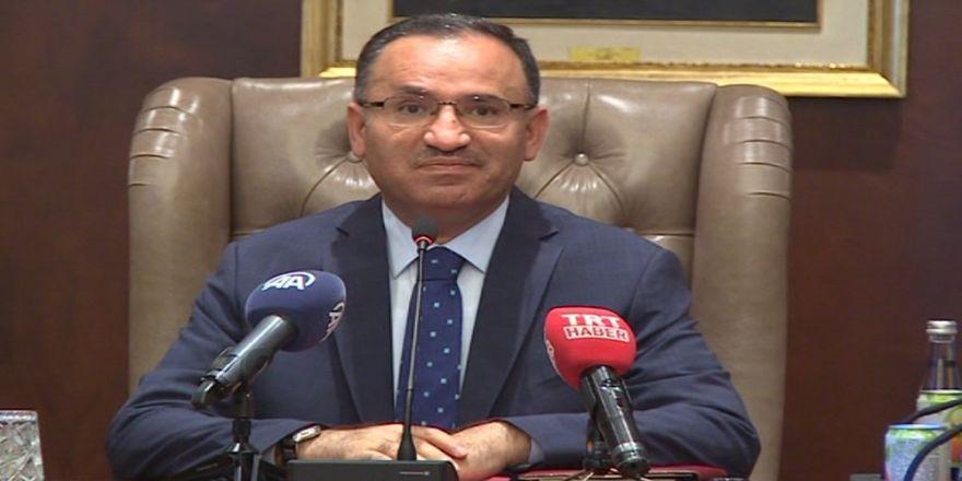 Başbakan Yardımcısı Bozdağ'dan Millet Vurgusu