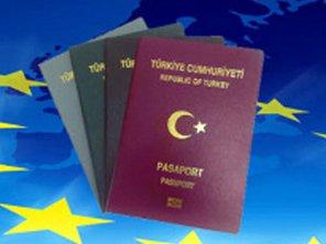 Türklere 5 yıllık vize ertelendi!