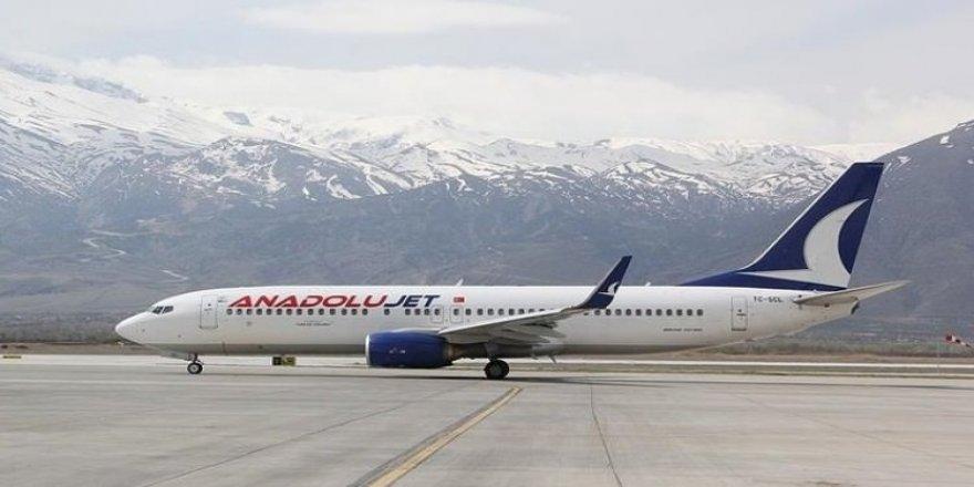 AnadoluJet'ten yolcularına kampanya