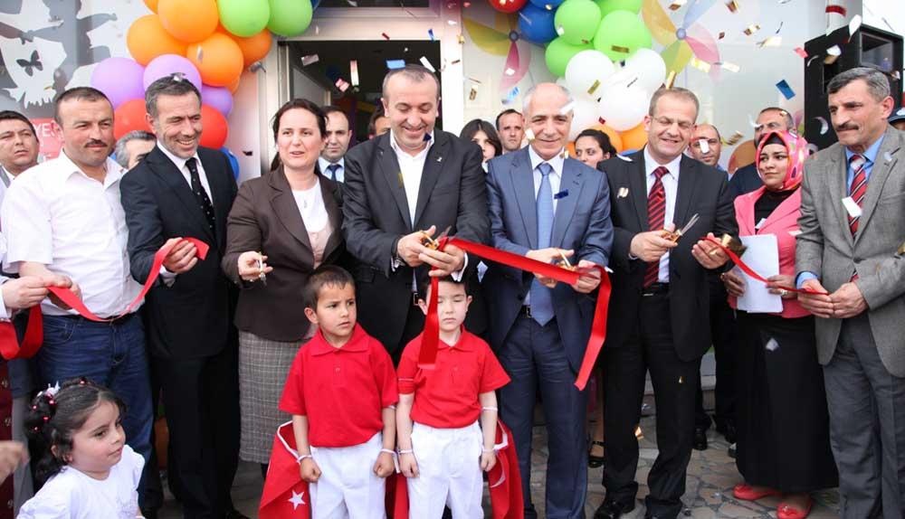 Yenimahalle Çocuk Kulübü açıldı!