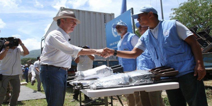 'FARC ile savaş bitti'