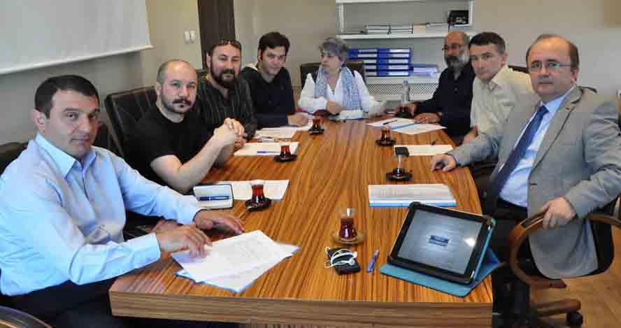 Sanat Yönetim Kurulu ilk toplantısını yaptı