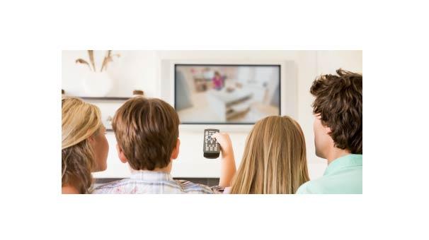 Türk ailesi TV bağımlısı!