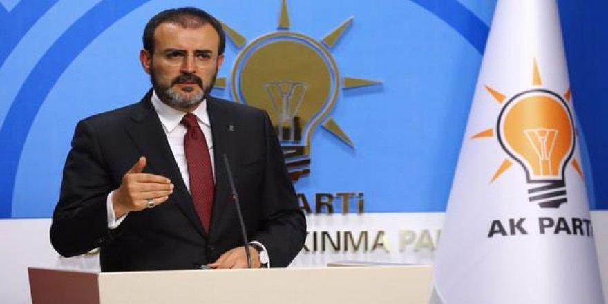 AK Parti'den Kılıçdaroğlu açıklaması