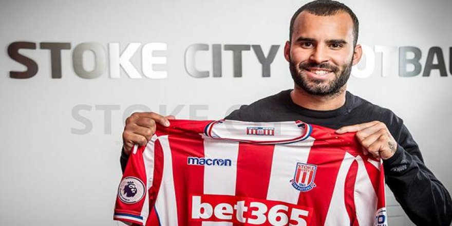 Rodriguez, Stoke City'ye kiralandı