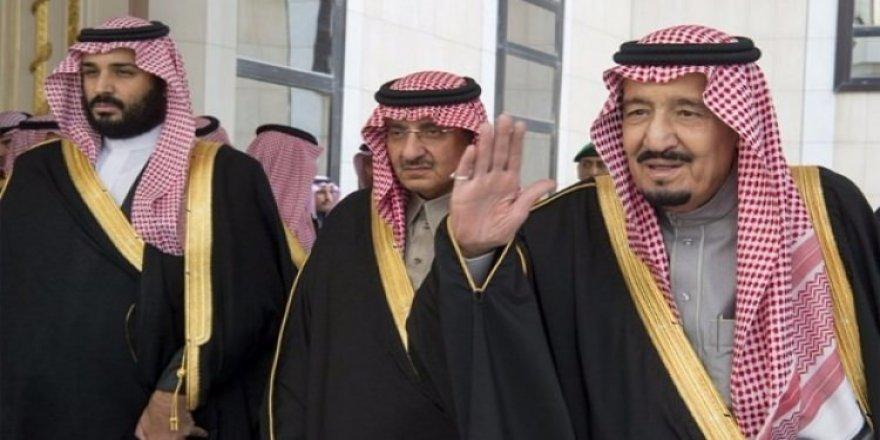 Kral Selman'dan Katar talimatı!