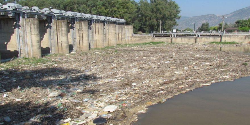 Uzmanlar Büyük Menderes Nehri'ndeki Tehlikeye Dikkat Çektiler