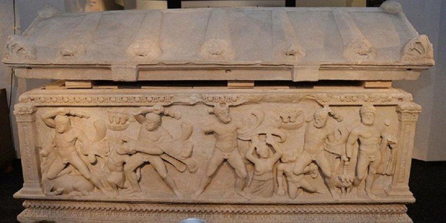 Herakles lahdi Türkiye'ye getiriliyor