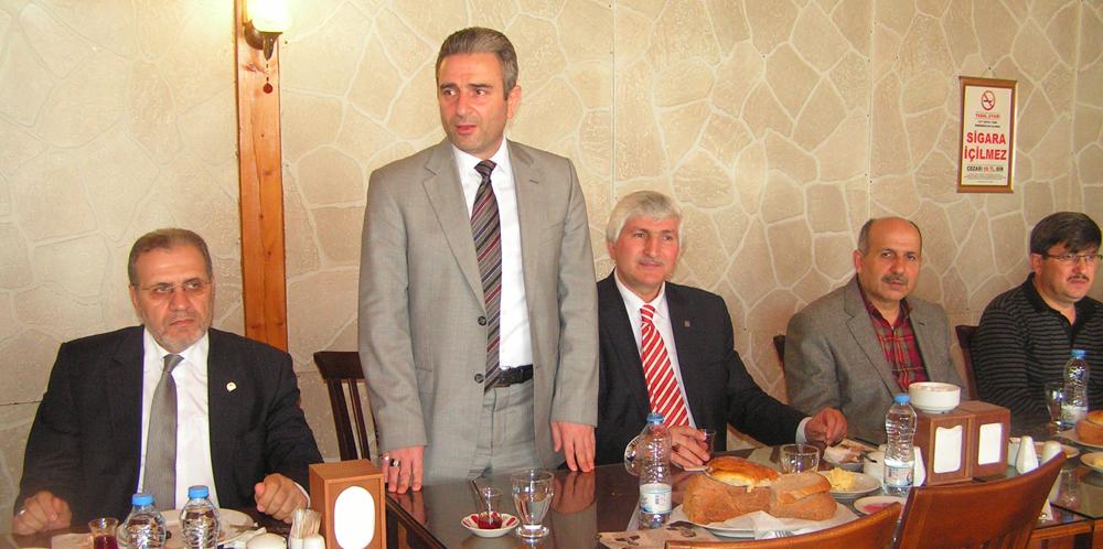 HAS Parti'de yeni başkan açıklandı!