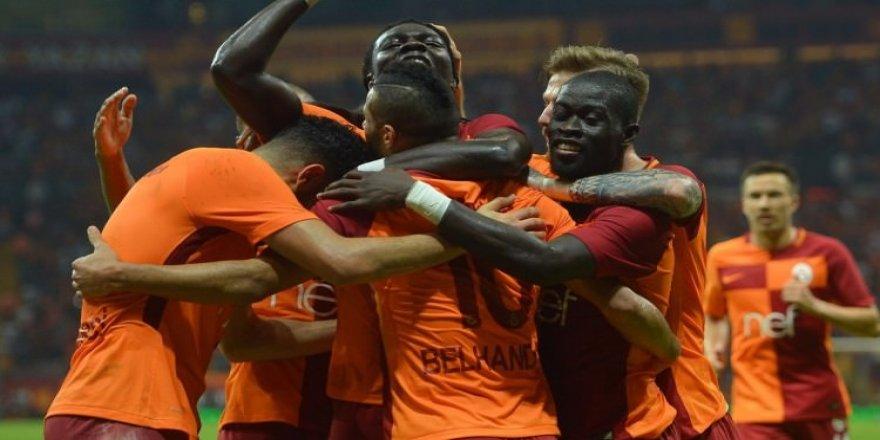 Galatasaray taraftarı hücum etti!