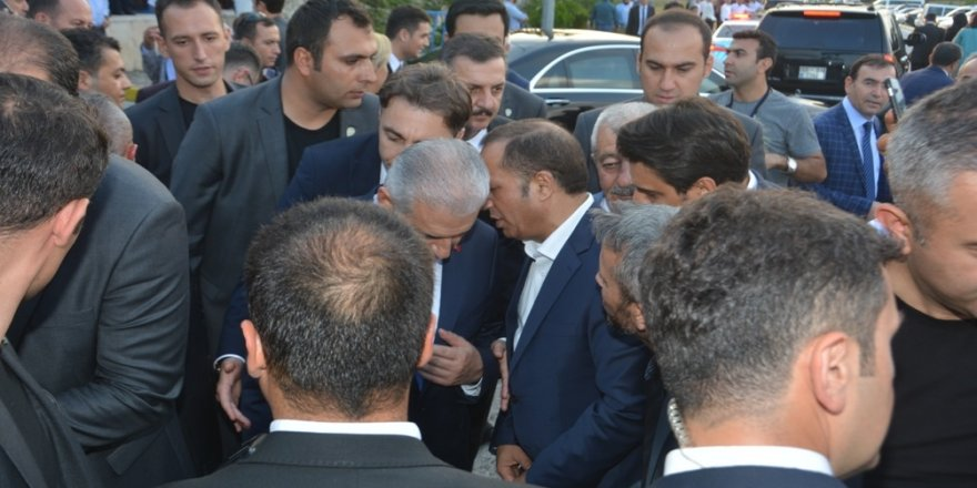Toltar, Başbakan'la görüştü!