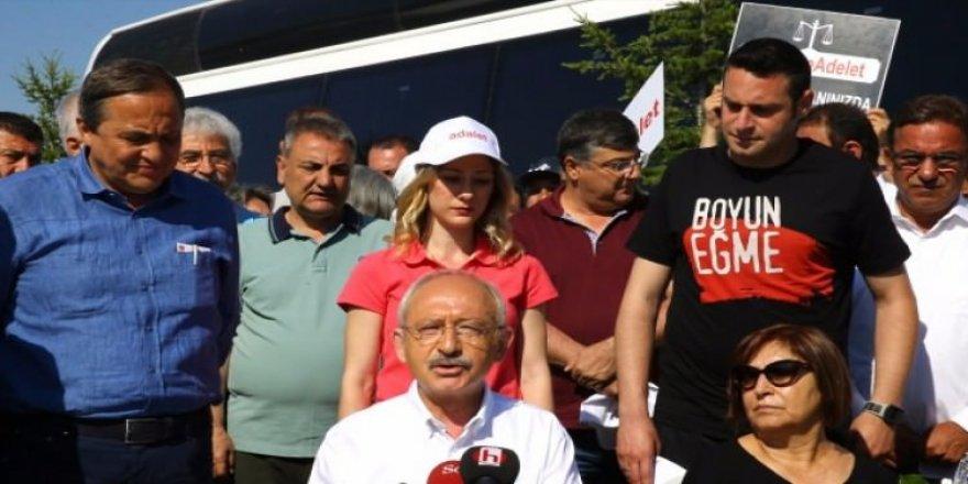 Kılıçdaroğlu'nun oğlu askere gidiyor