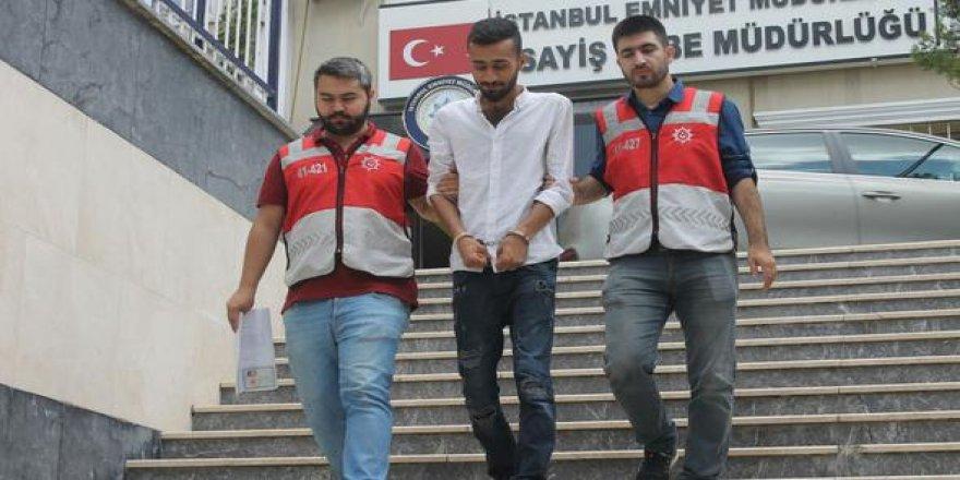 'Başkomiser Haydar' yakalandı!