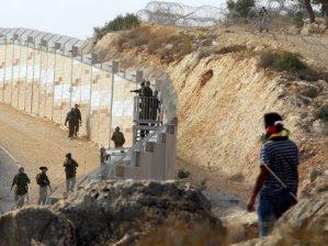 İsrail duvar örecek!