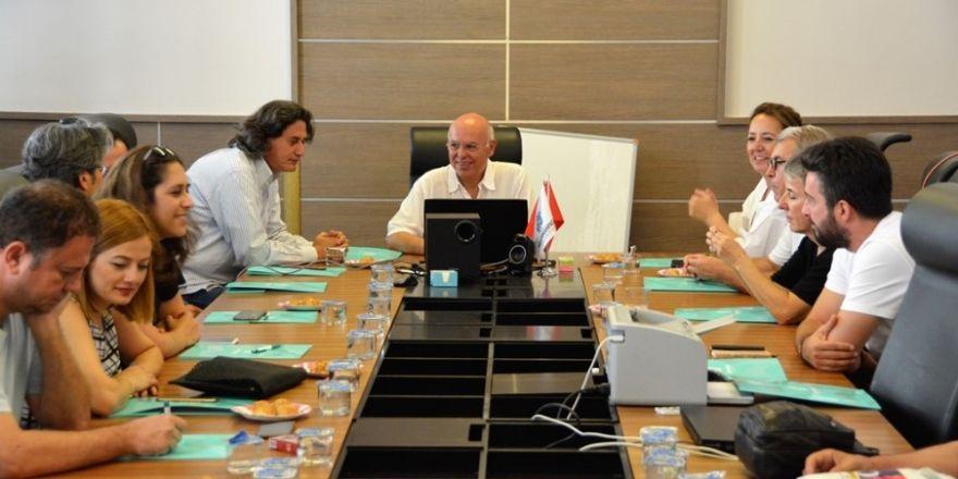 Süleymanpaşa Vizyon Planı Toplantıları Turizm Sektörü İle Başladı