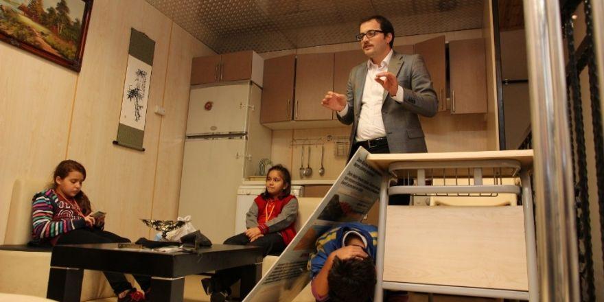 Büyükşehir'in Depremle İlgili Çalışmaları Devam Ediyor
