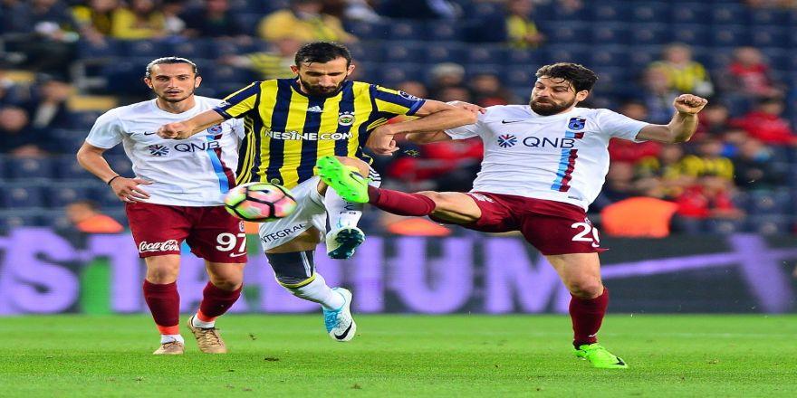 Fenerbahçe İle Trabzonspor 120. Kez Karşı Karşıya Gelecek