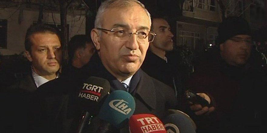 Ankara Emniyet Müdürü, 'Bırakıyorum' dedi